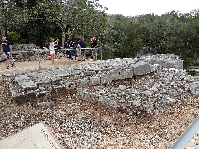 Near Cenote Site