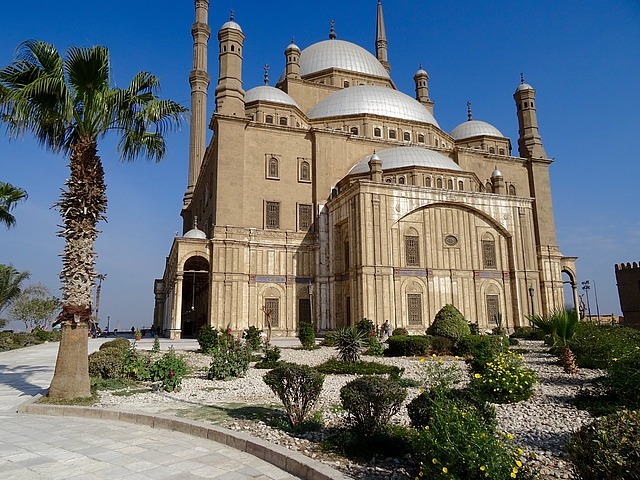 Mosque of Muhammad Ali or Alabaster Mosque