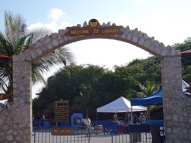 Labadee Arches
