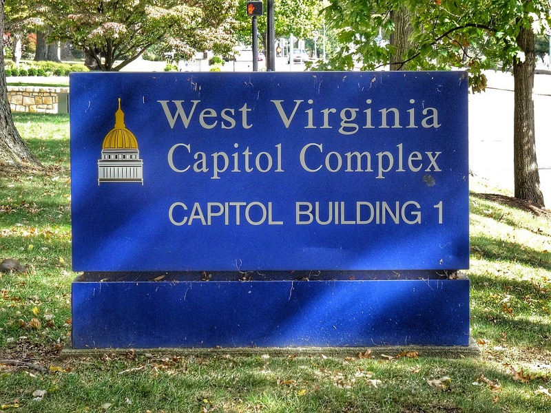 Sign for Building 1