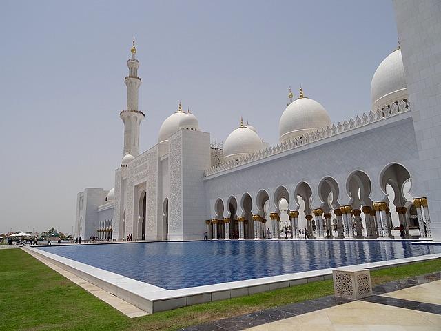 Lavish, Modern Grand Mosque