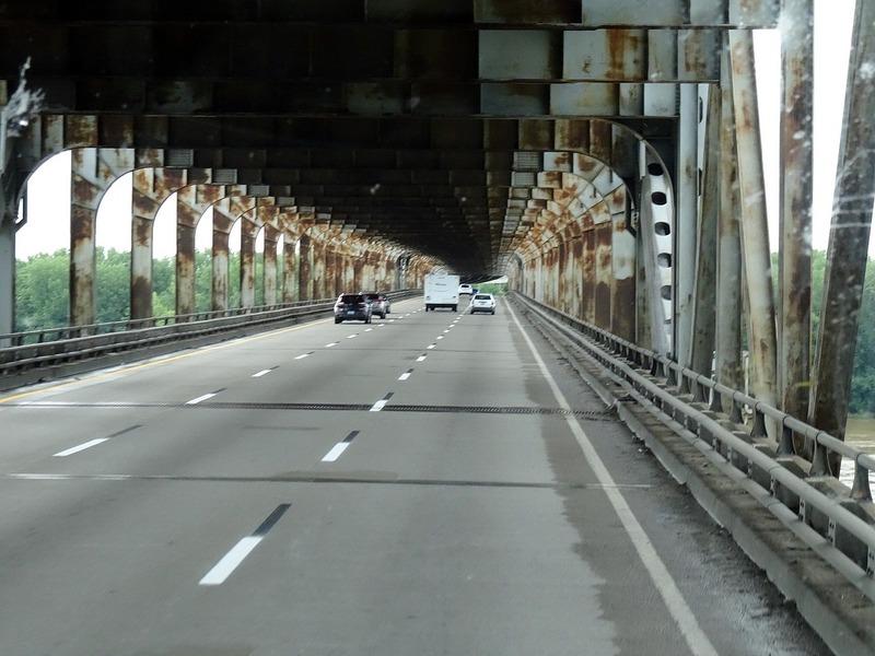 Louisville - Very Rusty Bridge