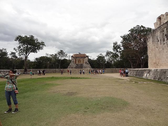 Mayan Ball Park