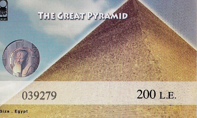 Ticket for Grand Pyramid Entrance for Jim