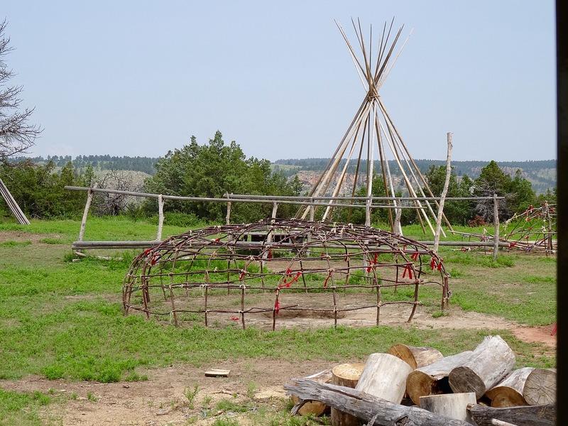 Native American Ceremonial Site