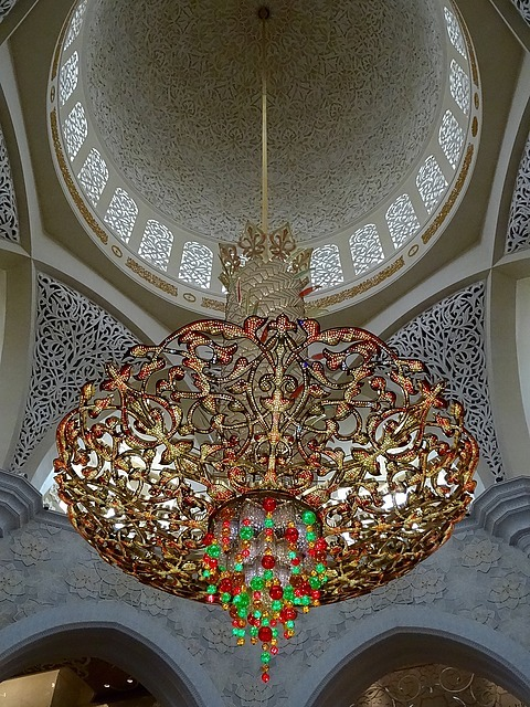 Chandeliers from Munich, Germany