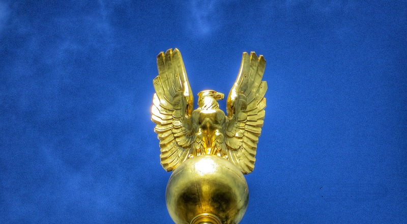 Eagle on Top