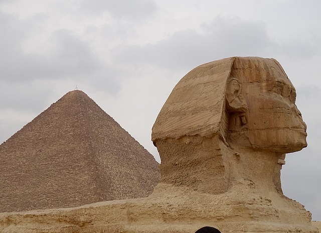 With the Sphinx