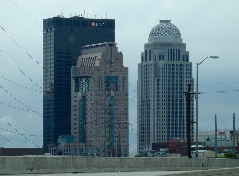 Mercer Tower on the Right
