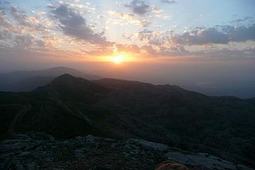 Sunrise at Nemrut