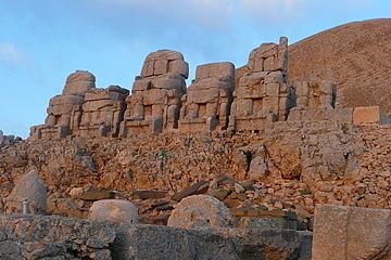 Monuments at Nemrut