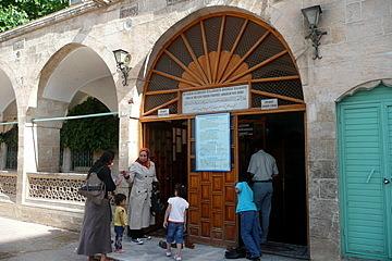 Abraham's birth place