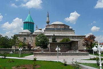 Mevlana Sufi Temple