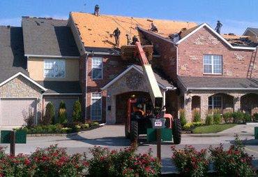 Storm Damage Repair Tulsa