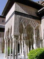 Alhambra columns