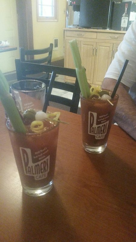 Palmer's $2 Bloody Mary's!