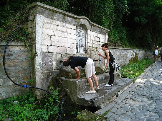 The Obligatory Bulgarian Mineral Spring