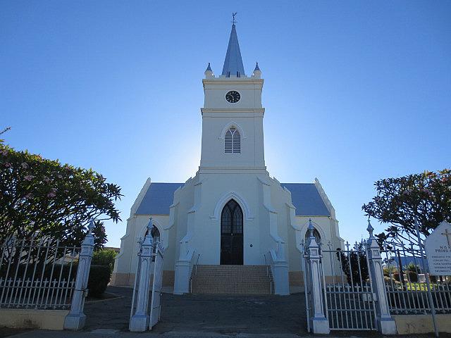 Charming Church in Karoo Country