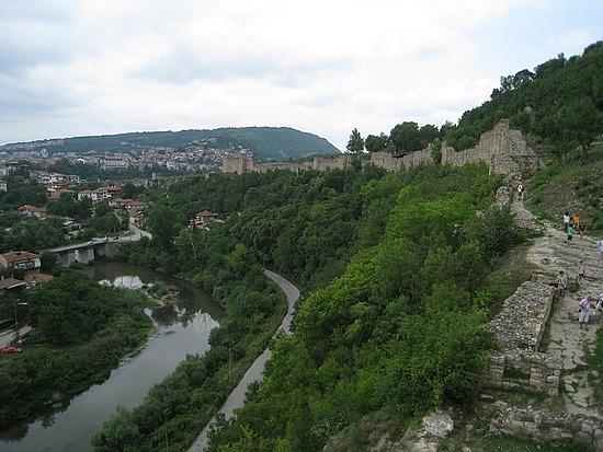 Stunning Views of Veliko Tarnovo