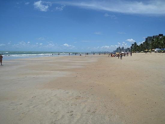 Boa Viagem's Beach