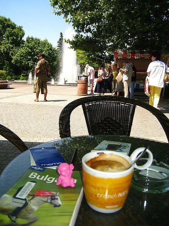 Perfect Start to a Day in Plovdiv ...
