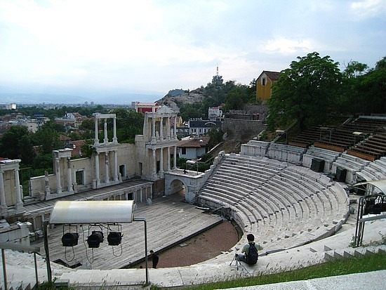Roman Amphitheatre, 2nd-century AD ...