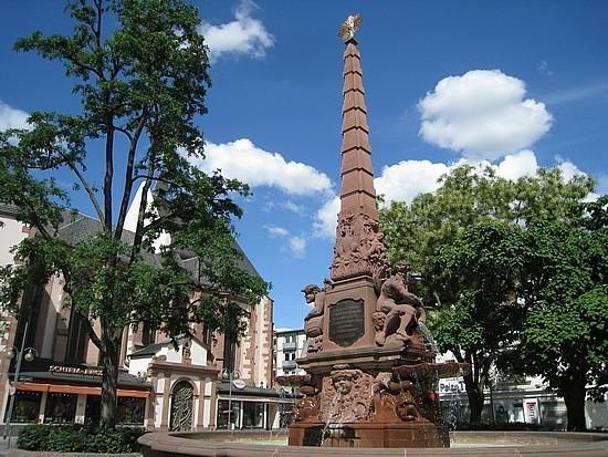 Frankfurt's Old Town