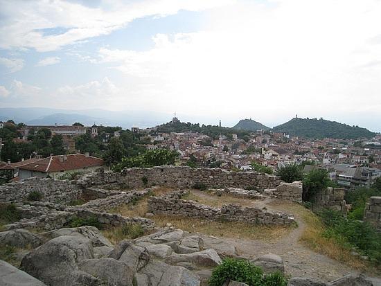 Nebet Tepe, and the Ruins of Eumolpias ...
