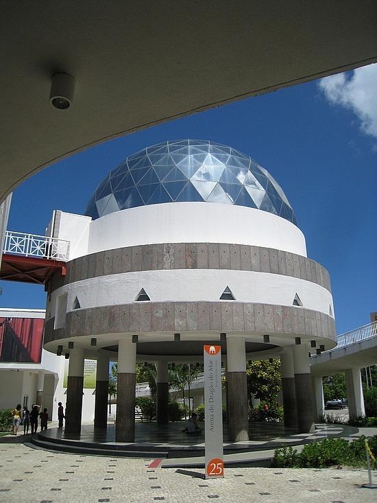Fortaleza's Planetarium