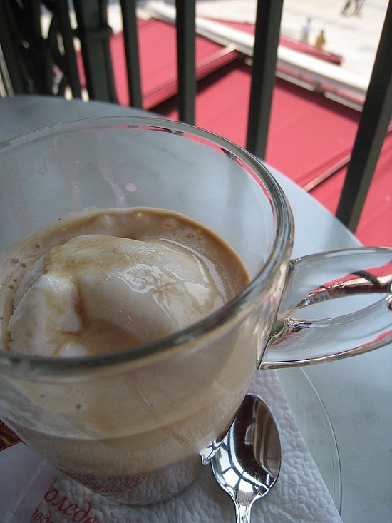 Ice Coffee at Cafe Afreddo to Start the Day ...