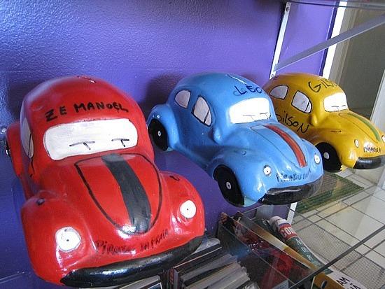 One Car For Each of Piratas da Praia's Workers