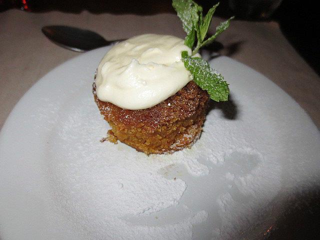 Carrot Cake ...
