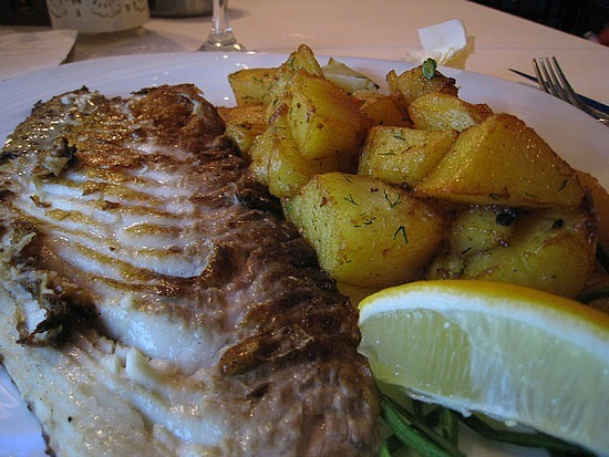 Super Expensive Turbot ...