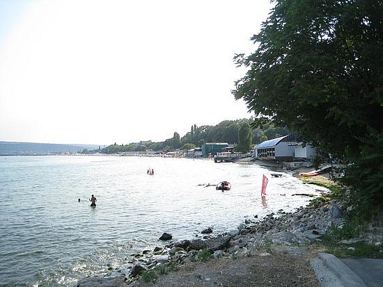 Varna's Oceanfront