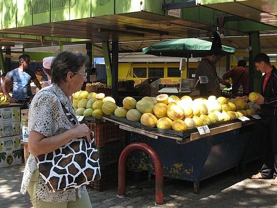 The Ladies Market ...
