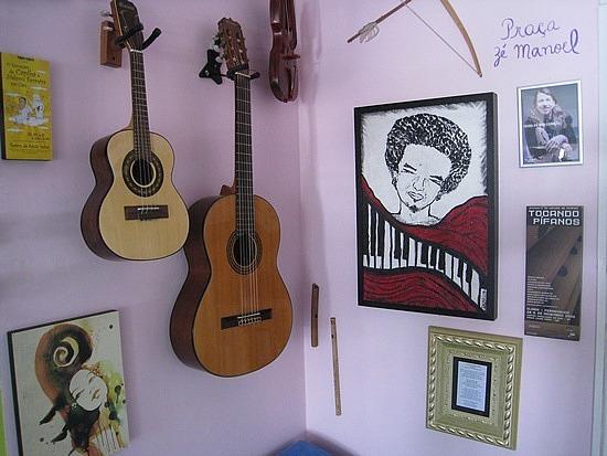 Musical Theme at Piratas da Praia ...