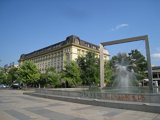 Plaza Tsentralen