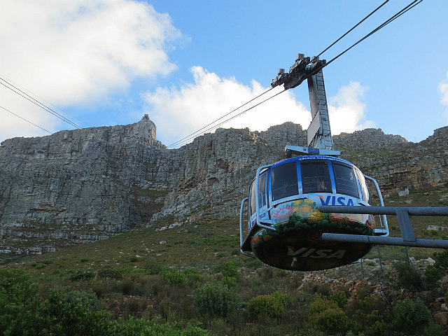 Our Cable Car