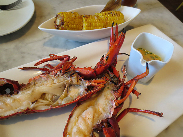 Crayfish ...