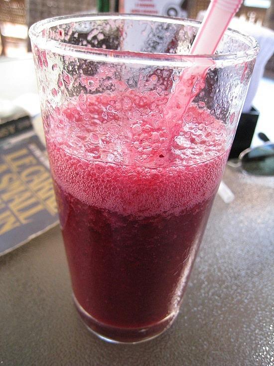 Fresh Grape Juice - Who knew ...