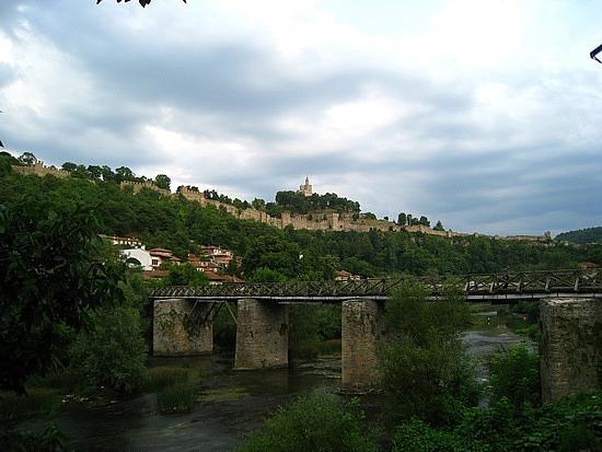 Bridge Across the Yantra