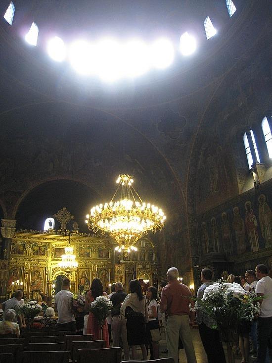 Wedding at Sveti Nedelya