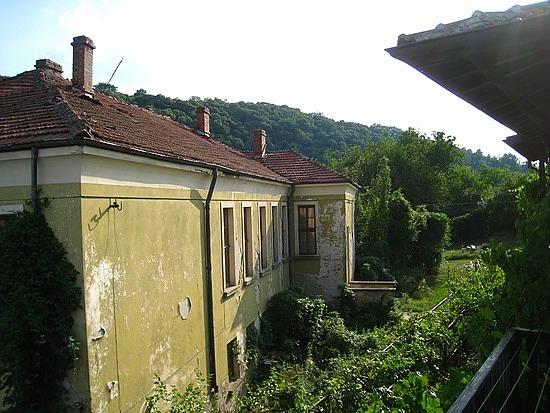 View From Hostel Mostel in Veliko Tarnovo