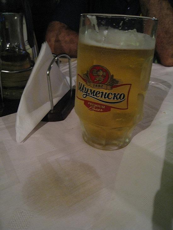 Shumensko, One of the Big Beer Brands ...
