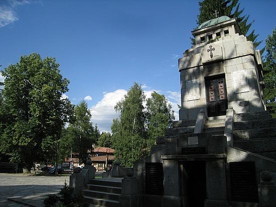Koprivshtitsa's April Uprising Mausoleum ...