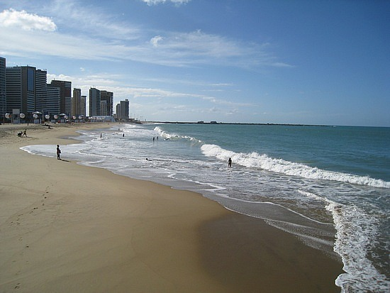 Fortaleza's Beaches Look Nice Here ...