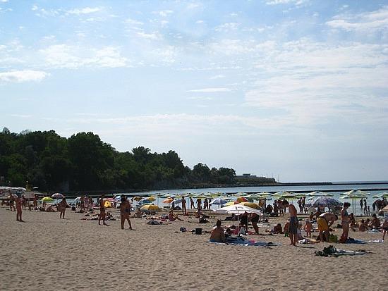 Balchik's Beach