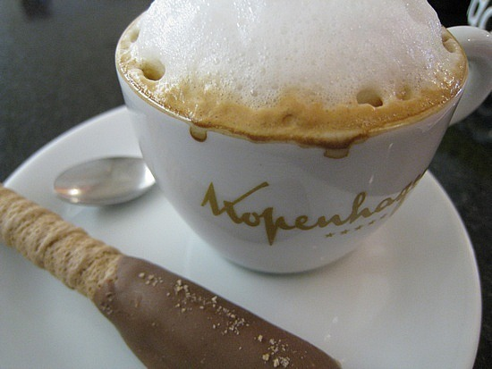 Cappuccino - Looks Better Than It Tasted