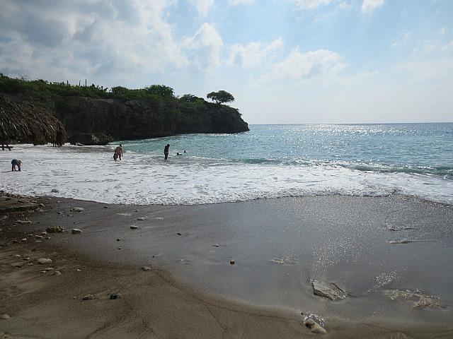 Playa Jeremi ...