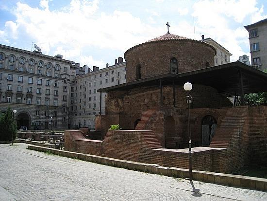 Sveti Georgi Rotunda ...